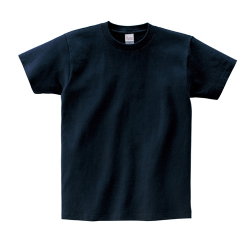 纯色圆领T行业餐饮恤男款式款