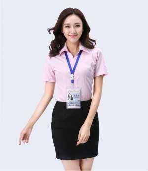 汕头慈溪市修身韩版女士调度员衫衣