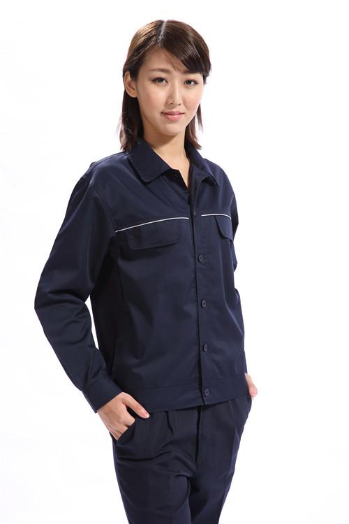 广州中铁工人工作服纯棉镇中电华元江夏季云浮长袖工作服