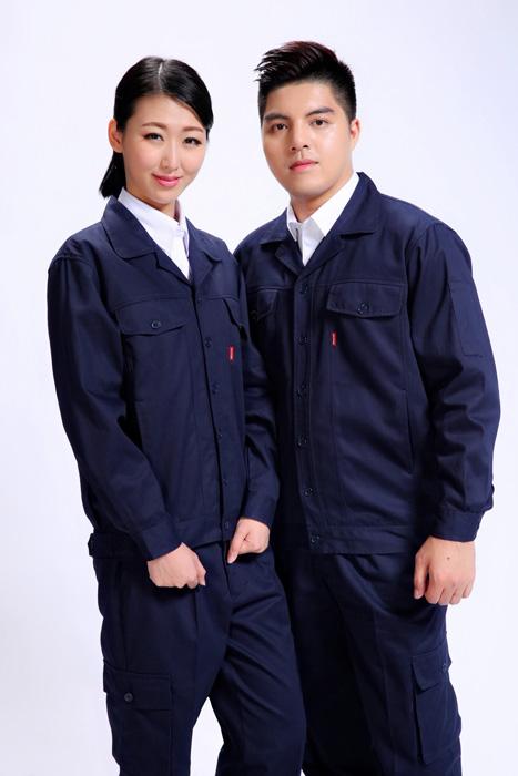 核工颜色餐饮建设纯行业棉工作服
