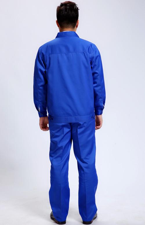 餐饮秋冬双层季节品牌加里加厚磨毛工作服