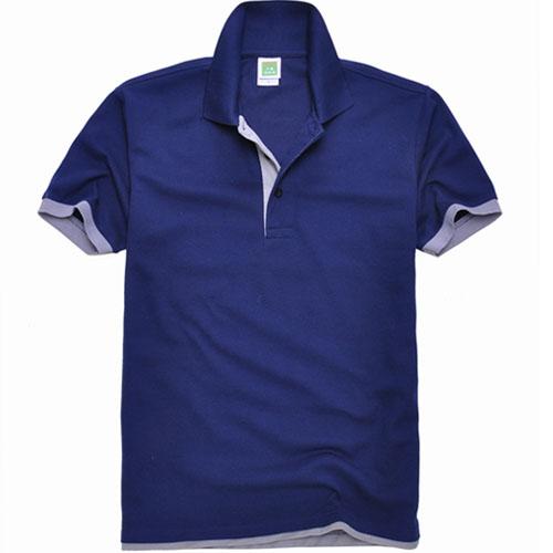 餐饮厚珠短袖T行业恤-W54款式6