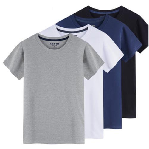 款式全棉短袖颜色T行业恤衫男款