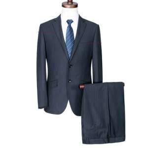 颜色品牌男士西服季节藏青色