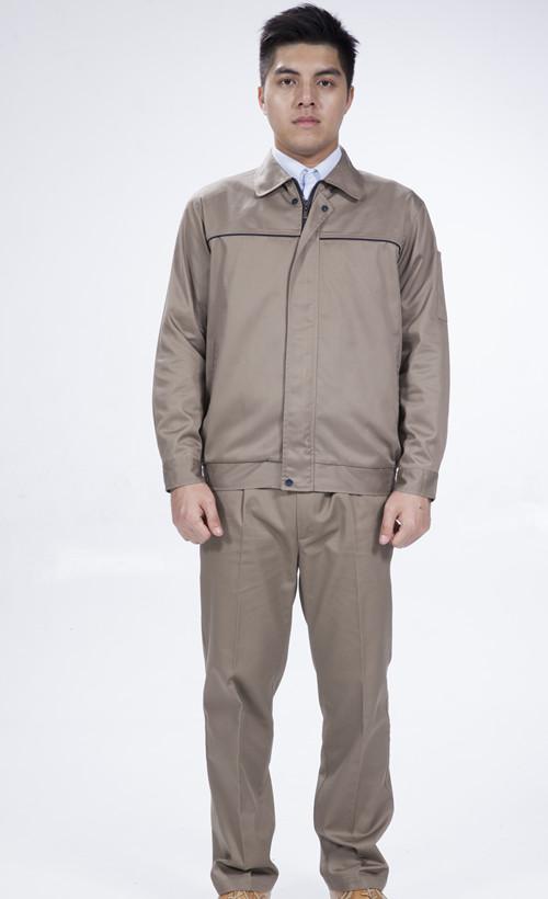 秋品牌冬颜色长袖工厂季节车间工作服