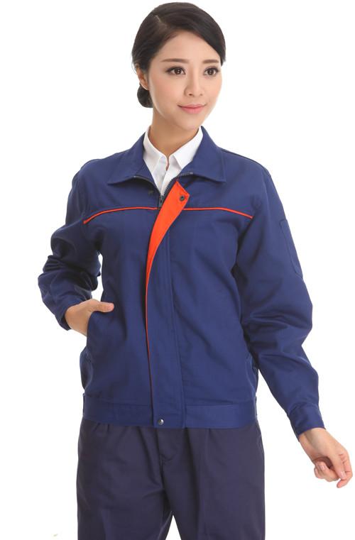 春秋颜色款式季长袖工作服上季节衣