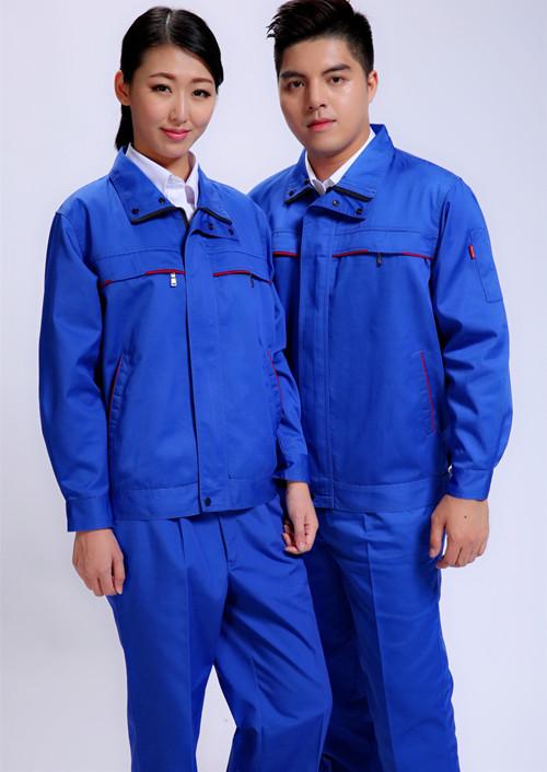 秋冬双层颜色加款式里加厚磨毛品牌工作服