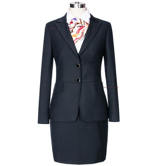 季节腰节线款式女士颜色西服