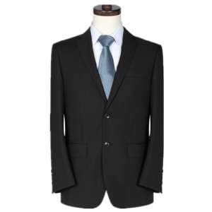 品牌款式黑色仿毛男士西颜色服
