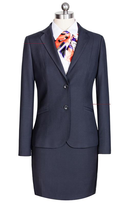 斜口袋季节颜色女士款式西服
