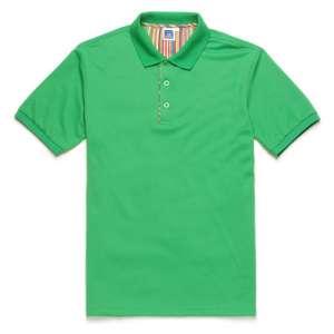 定制短袖T恤搭配出时尚好看的装扮