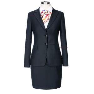 女士西服购买时的三个技巧,女士西服穿着搭配有哪些特点呢?