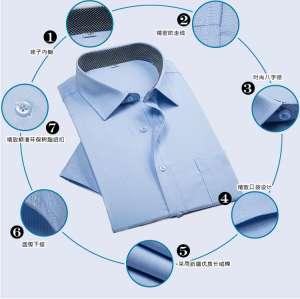 定制衬衫的要点和如何正确清洗?