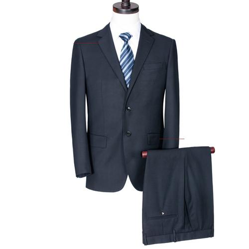 男士西装流行款式面料